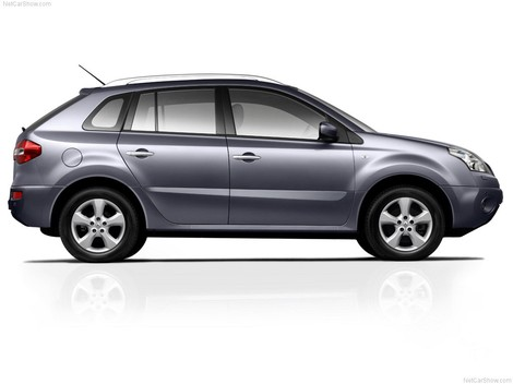 фото Рено Колеос 2009 Renault Koleos photo foto