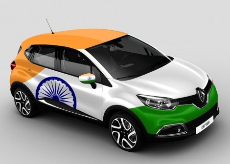 Indian auto industry 2013-14