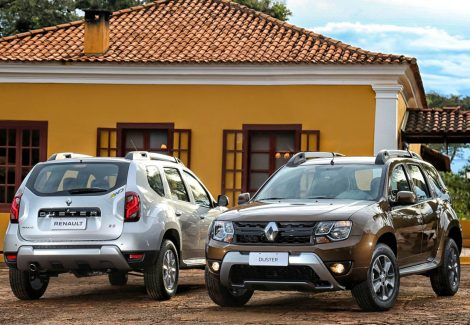 Renault Duster 4×4 2016