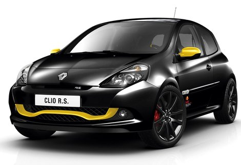 Renault Clio RS Red Bull Racing