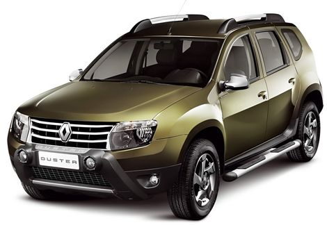Renault Duster Рено Дастер