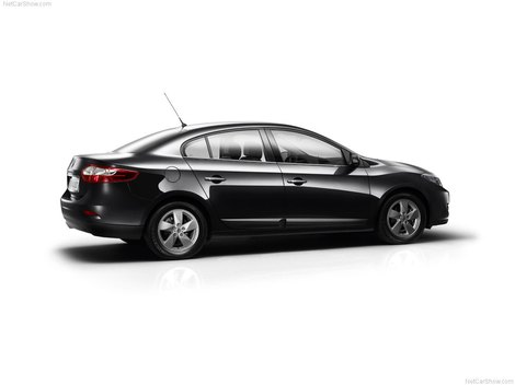 фото Renault Fluence photo