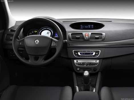 Фото универсала Рено Меган 3 Эстейт - Renault Megane 3 Estate photo